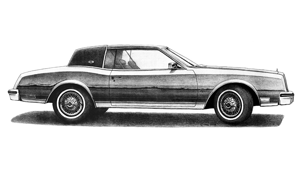 1980 1985 Buick Riviera Picture